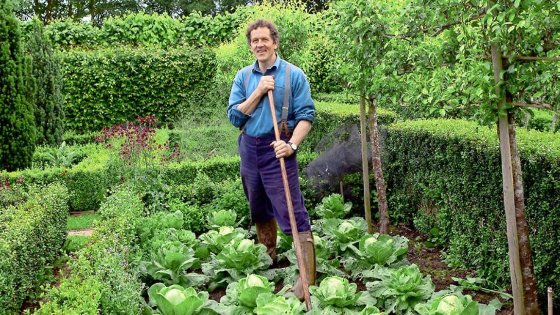Gardeners' World op tv