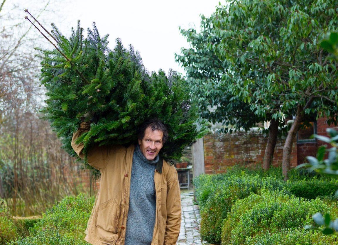 Afbeelding voor Fijne feestdagen en een groen 2021!