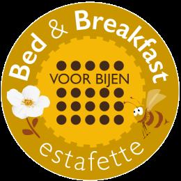 Bed & Breakvfast voor Bijen