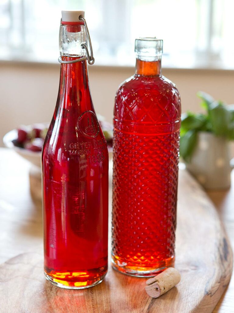 azijn maken van fruit